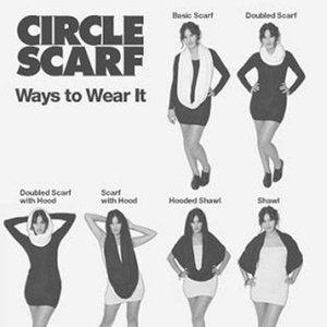 American Apparel Accessories - American Apparel Circle Scarf